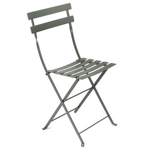 Bistro Metal Chair Rosemary