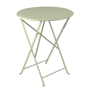 Bistro Round Table 60cm Willow Green