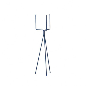 Plant Stand Small Blue