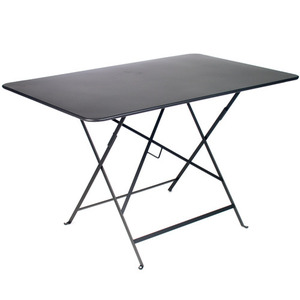 Bistro Table 117x77cm Liquorice
