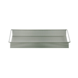 Metal Tray Dusty Green Small