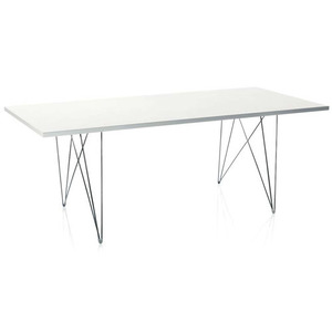 XZ3 200x90 Table White