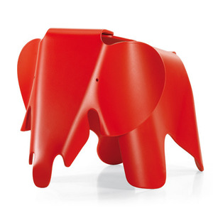 Eames Elephant Classic Red