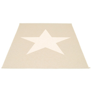 VIGGO STAR Wide Champagne Metallic