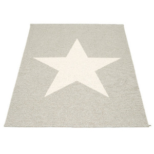 VIGGO STAR Wide Stone Metallic