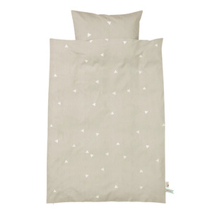 Teepee Bedding Grey Single