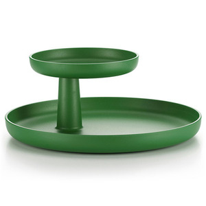 Rotary Tray Palm Green