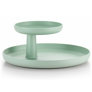 Rotary Tray Mint Green