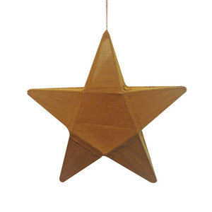 Star Lantern Gold Small (50% sale)