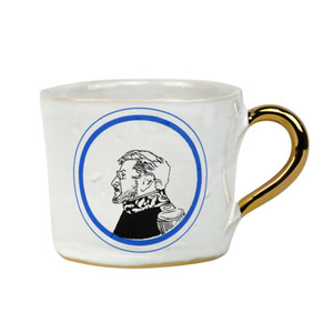 Alice Medium Coffee Cup Ustinov