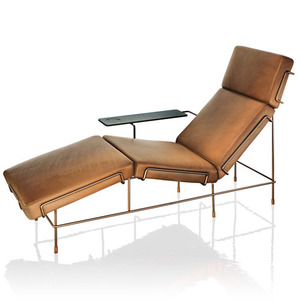 Traffic Chaise Longue Brown  재고문의
