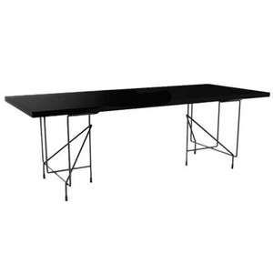 Traffic Table Black