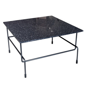 Traffic Low Table 60x60cm Black