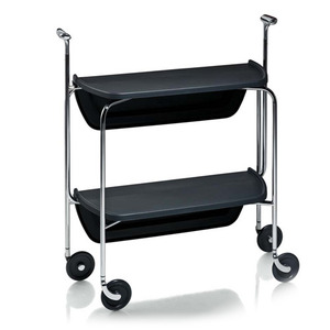 Transit Trolley Dark Grey