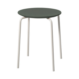 Herman Stool Green/Light Grey