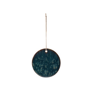 Ceramic Ornament Blue