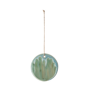 Ceramic Ornament Green