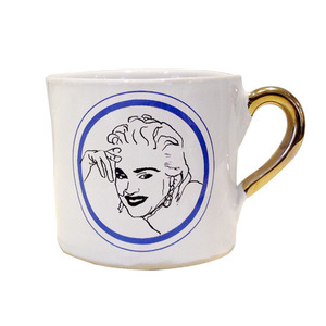 Alice Medium Coffee Cup Madonna