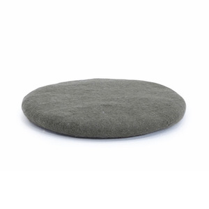 Chakati Round Cushion Mineral Grey (30% sale)