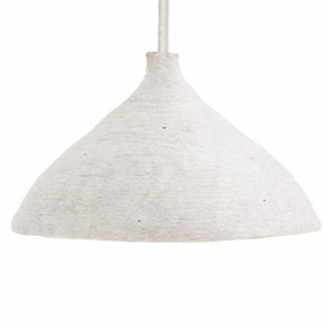 Lampshade W Natural / Light stone