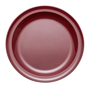 Forest Dish 10.5inch Burgundy