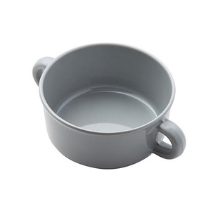 Forest Soup Bowl Grey