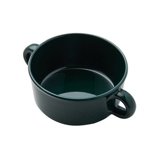 Forest Soup Bowl Green