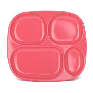 Glam PINK Divided Tray Coral Pink