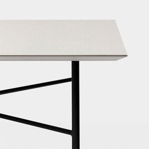 Mingle Table 210cm Light Grey