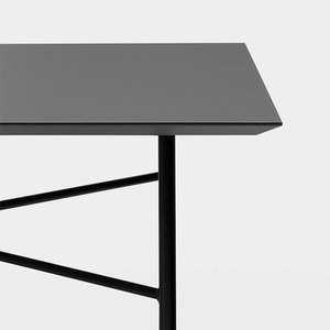 Mingle Table 210cm Black