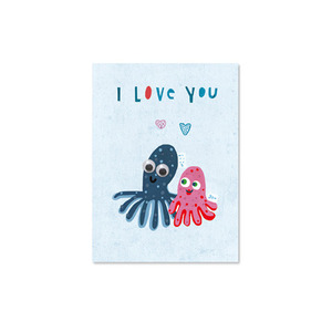 Love, Octopus Card