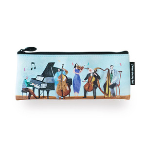 Musician Pencil Case