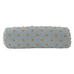 Popcorn Bolster Cushion Dusty Mint [주문 후 3개월 소요]