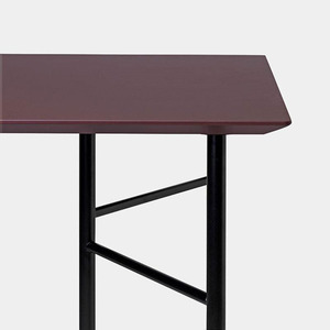 Mingle Table 160cm Bordeaux