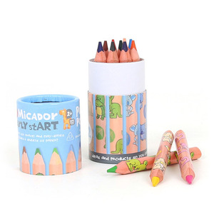 Triangle Pencil Purse Pack 12s