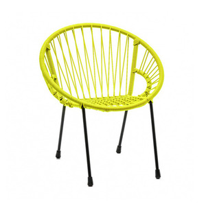 Tica Baby Armchair Neon Yellow
