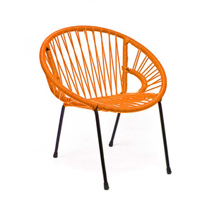 Tica Baby Armchair Orange