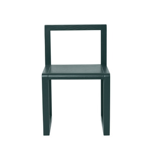 Little Architect Chair Dark Green