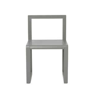 Little Architect Chair Grey