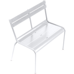 Luxembourg Kid Bench Cotton White [25% sale]