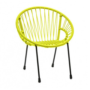 Tica Kid Armchair Neon Yellow