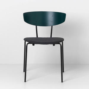 Herman Chair Dark Green/Dark Green
