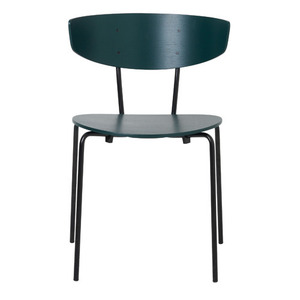 Herman Chair Dark Green