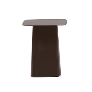 Metal Side Tables Small Chocolate