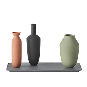 Balance 3 Vases Set Block Colour