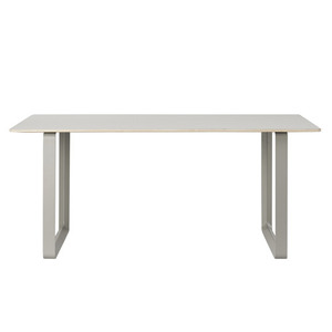 70/70 Table Grey Small