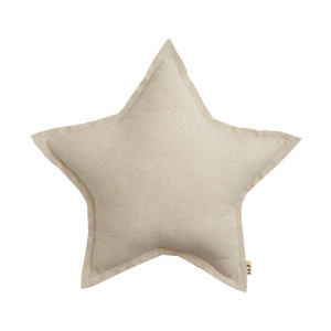 Star Cushion Natural Small