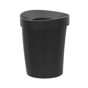 Happy Bin Large Basic Dark