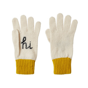 Hi Bye Gloves Mustard (30% sale)