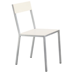 Alu Chair Ivory/Ivory